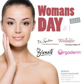 Woman's Day am 23.11. bei WELLAKTIV